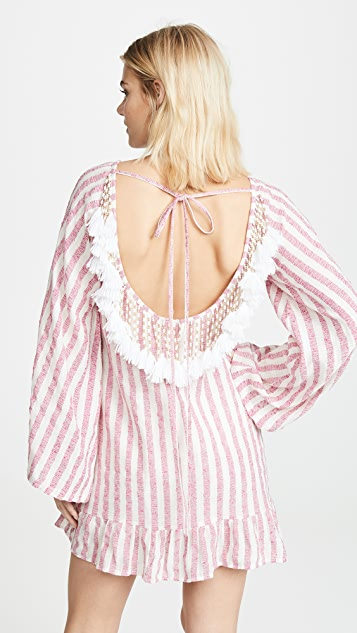 SUNDRESS Indiana 罩衫连衣裙