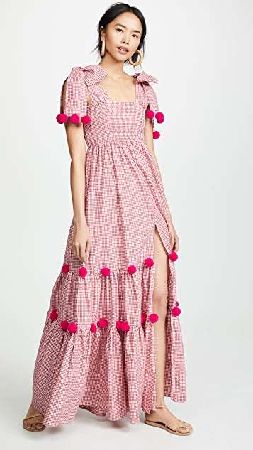 SUNDRESS Длинное платье Pippa