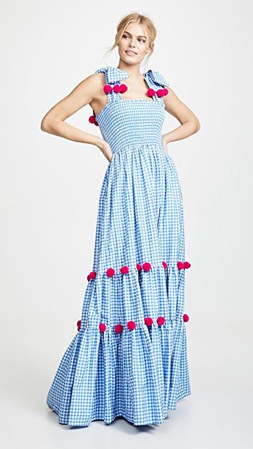 SUNDRESS Pippa Long Dress