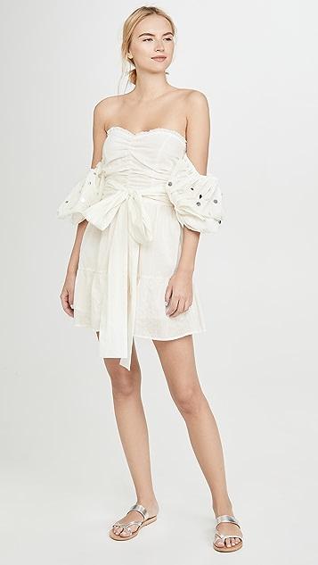 背心裙 Alana 短连衣裙