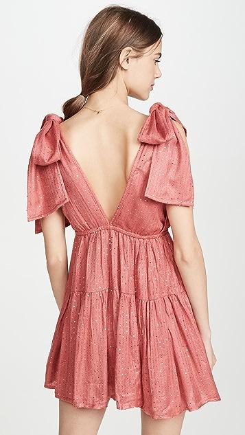 背心裙 Fanya 短连衣裙