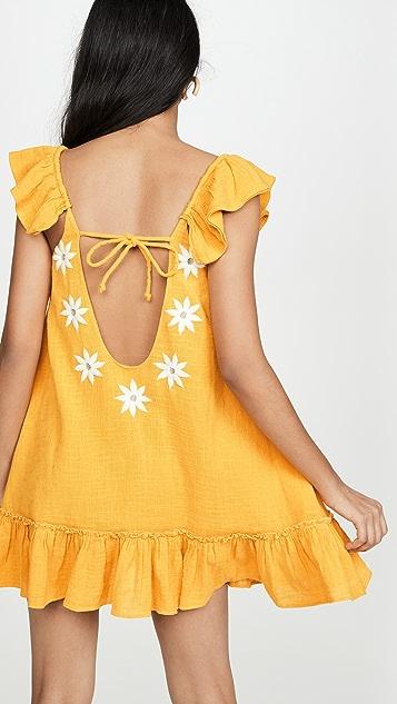 背心裙 Mimi 短连衣裙