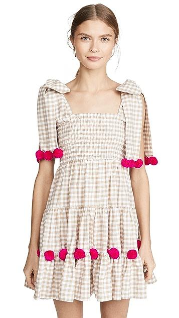背心裙 Pippa 短款连衣裙