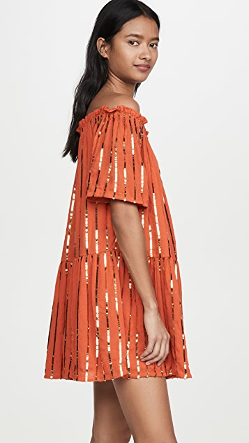 SUNDRESS Bella 短款连衣裙