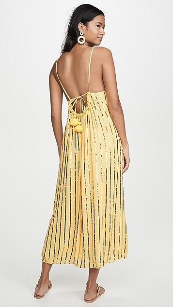 背心裙 Madeline 长连衣裙
