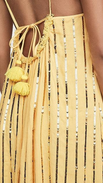 SUNDRESS Madeline Long Dress