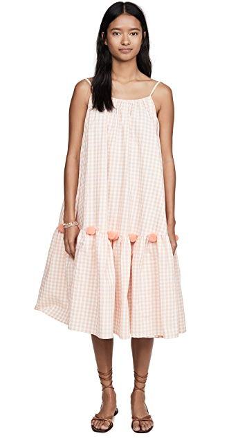 SUNDRESS Clea Midi Dress