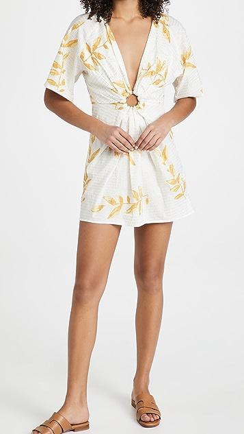 背心裙 Yumi 连衣裙