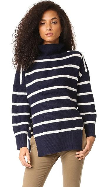 Sea Striped Sweater