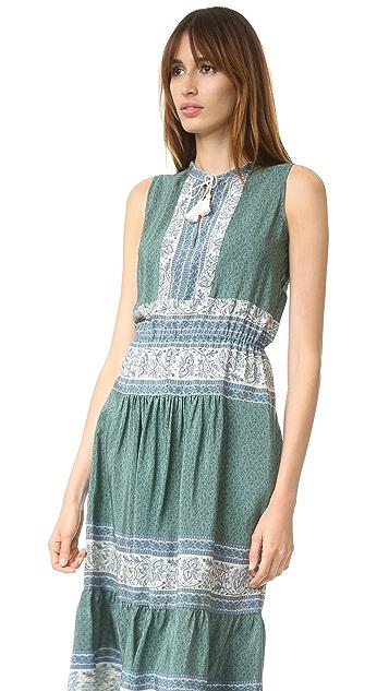 Sea Sleeveless Sabine Dress