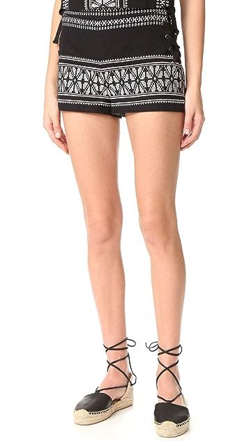 Sea Laced Shorts