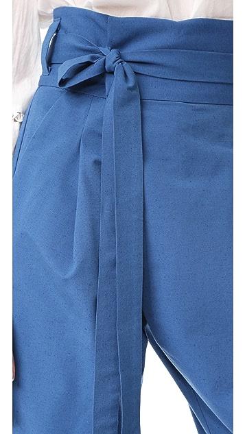 Sea Tied Pants