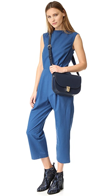 Sea Tied Back Jumpsuit