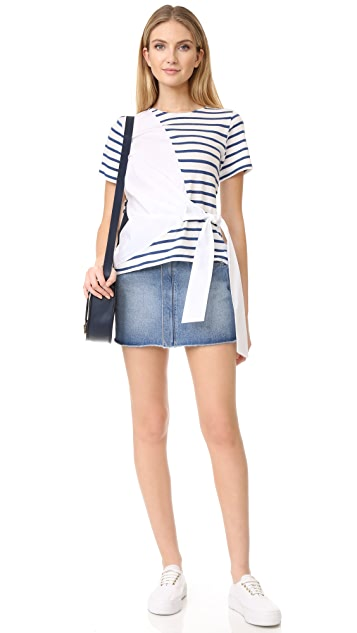 Sea Shirting Combo Tie Tee
