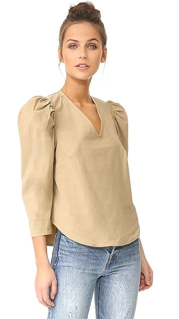 Sea Duchess Sleeve Shirt