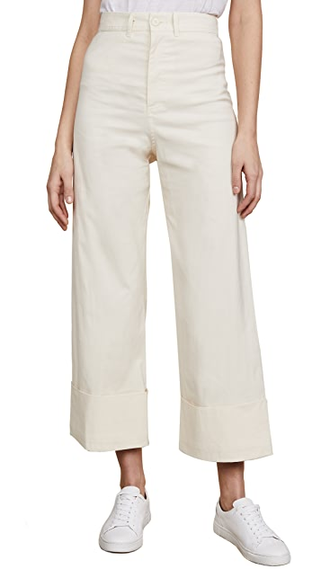 Sea Classic Cuffed Pants