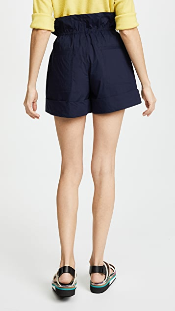 Sea Nova Windbreaker Shorts