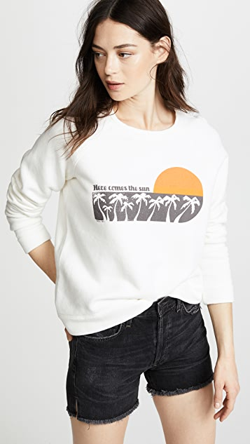 Sea Here Comes The Sun Sweatshirt