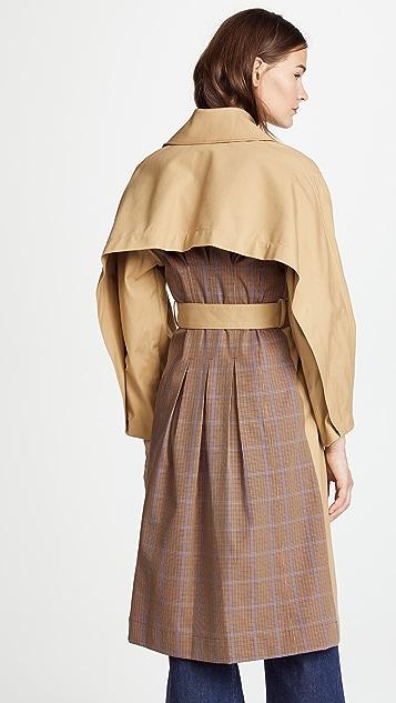 Sea Kamille Trench Coat