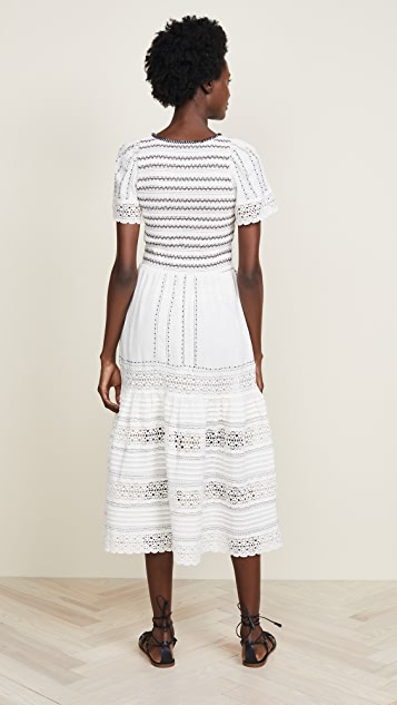 Sea Louisa Midi Dress
