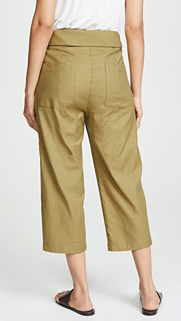 Sea Kinney Collapsed Closure Pants