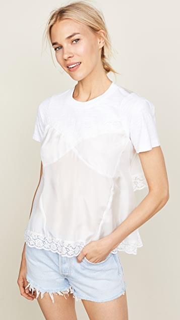 Sea Whitley Lace Cami Tee