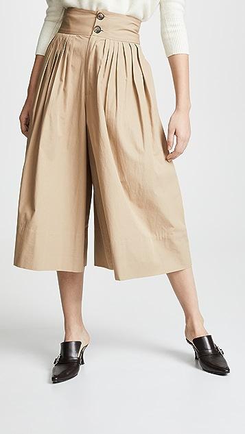Sea Cruise Classic Micro Pleated Pants