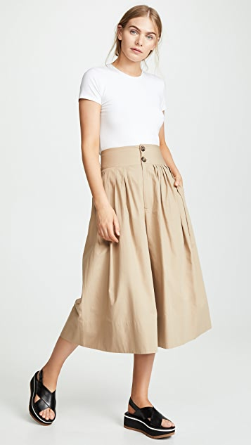Sea Cruise Classic Micro Pleated Pants