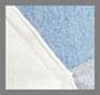 White/Indigo/Blue