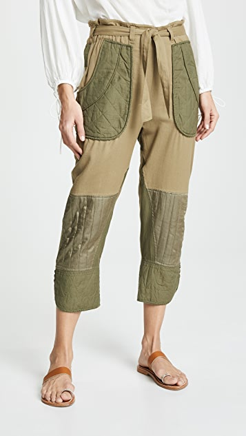 Sea Стеганые брюки O' Keefe