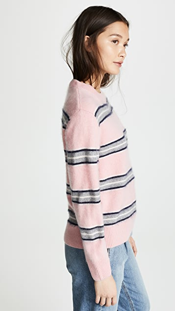 Sea Salene Cashmere Boxy Boyfriend Sweater