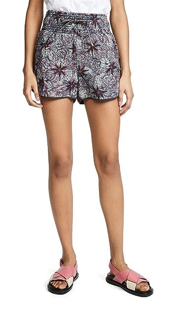 Sea Kaleidoscope Shorts