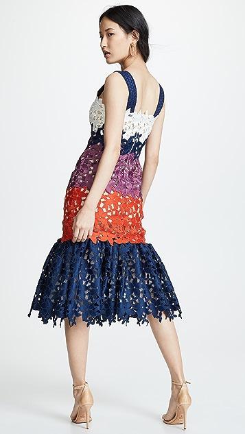 Sea Maisey Mermaid Midi Dress
