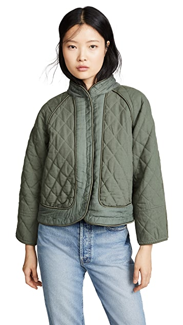 Sea Romy Quilted Jacket