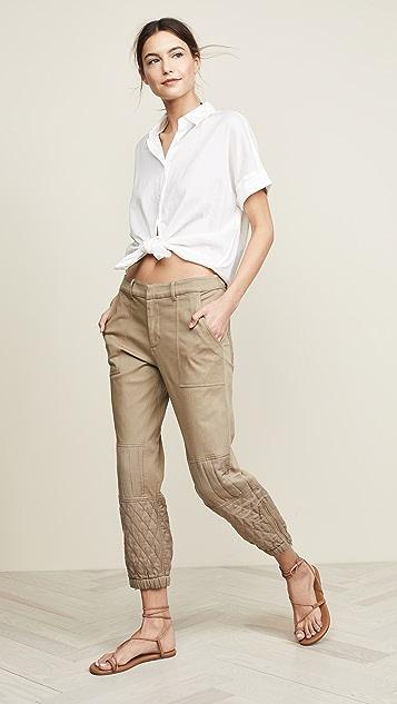 Sea Стеганые брюки Romy