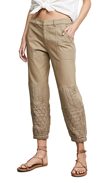 Sea Romy Quilted Pants