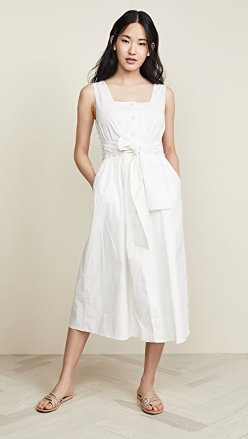 Sea Sienna Belted Tank Dress