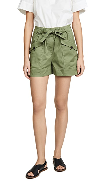 Sea Tula Cargo Shorts