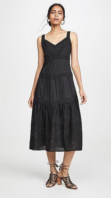 Sea Платье без рукавов Agatha