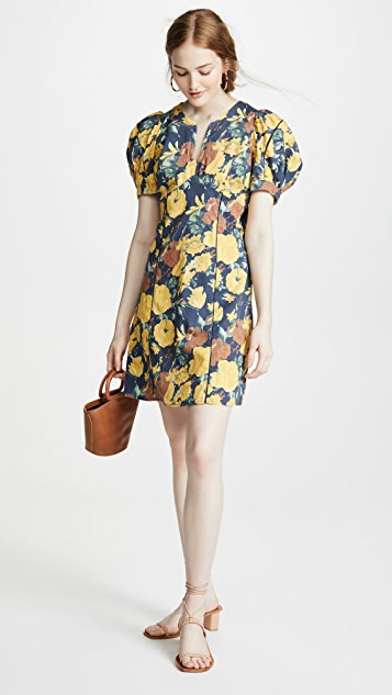 Sea Ella Puff Sleeve Dress
