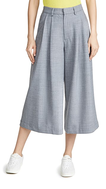 Sea Rowan Pleated Palazzo Pants