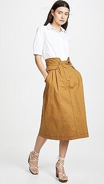 Stevie Midi Skirt