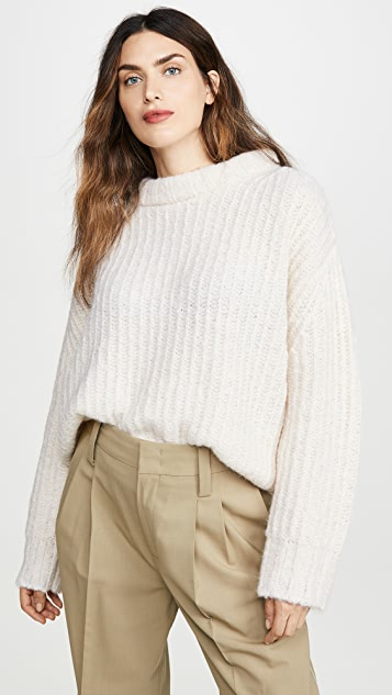 Sea Объемный пуловер Nora