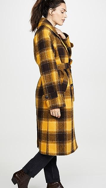Sea Пальто с поясом Amber