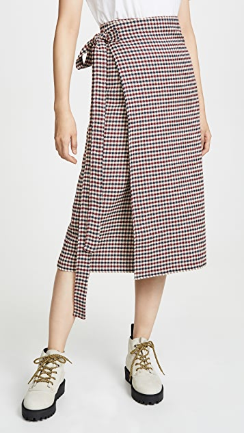 Sea Petra Waist Tie Skirt