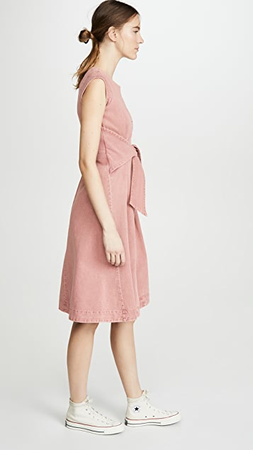 Sea Adaline Dress