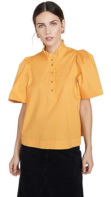 Sea Clara Short Sleeve Top