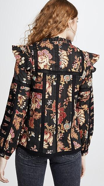 Sea Pascale 长袖女式衬衫