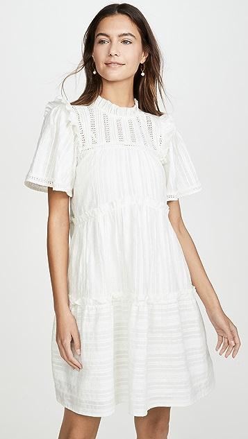 Sea Pascale 短款长衫连衣裙