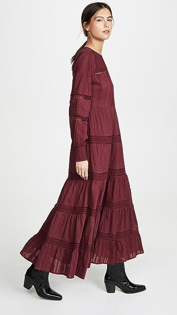 Sea Pascale 长袖连衣裙